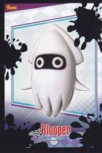 Blooper trading card.