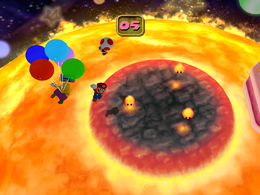 Heat Stroke from Mario Party 5