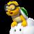 Lakitu icon in Super Mario Maker 2 (New Super Mario Bros. U style)