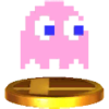 Trophy of Pinky in Super Smash Bros. for Nintendo 3DS.