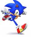 SSB4 - Sonic Artwork.png