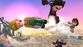 Challenge 109 from the eleventh row of Super Smash Bros. for Wii U