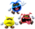 Viruses's Spirit sprite from Super Smash Bros. Ultimate