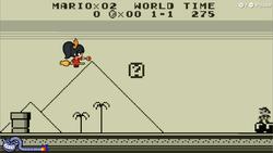 Super Mario Land (WarioWare: Get It Together!)
