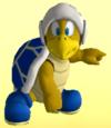Boomerang Bro from Mario Super Sluggers