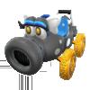 Black Turbo Birdo from Mario Kart Tour
