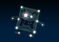 Whomp's constellation in the game Mario Party 9.