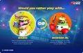 Mario Tennis Aces Mushroom Kingdom Characters Quiz gameplay2.jpg