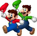 Mario and Luigi hats.png