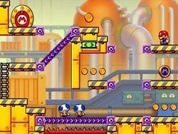 Level 3-2 of Runaway Warehouse