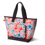 Super Mario foldable tote bag from the Australian My Nintendo Store