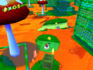 Episode 3: The Goopy Inferno of Pianta Village in the game Super Mario Sunshine.
