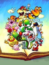 Group artwork from Yoshi Topsy-Turvy
