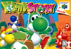Yoshi's Story boxart
