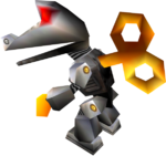 A Robokremling from Donkey Kong 64