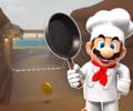 N64 Choco Mountain from Mario Kart Tour