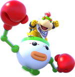 Bowser Jr., from Mario Party: Star Rush.