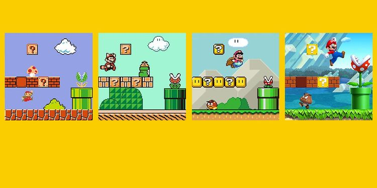 Picture shown with the eighth question of Nintendo Mushroom Kingdom Fun Personality Quiz