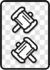 PMCS Hammer x2 card unpainted.png