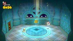 World Star Sprixie House in Super Mario 3D World