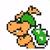 Bowser Jr. icon in Super Mario Maker 2 (Super Mario Bros. 3 style)