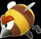 Stingby in Super Mario Maker 2