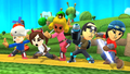 Challenge 140 from the fourteenth row of Super Smash Bros. for Wii U