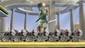 Challenge 58 from the sixth row of Super Smash Bros. for Wii U