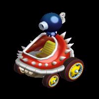 "Waluigi's <span style=""color:red"">machine</span>. It's the super duper attacker!"
