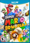 North American box art of Super Mario 3D World