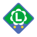 Baby Luigi's emblem from baseball from Mario Sports Superstars