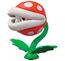 A Fire Piranha Plant in Super Mario Odyssey