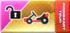 A super kart Points-cap ticket from Mario Kart Tour