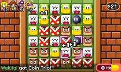 Tiles and Tribulations from Mario Party: Star Rush