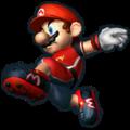 Mario Smash Football Main Menu Mario.png