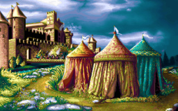 Orleans in the PC release of Mario's Time Machine