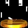SSB3DS Color TV-Game 15 Trophy.png