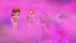 Amy and Daisy face off against Fog Imposters