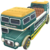 Green Double-Decker from Mario Kart Tour