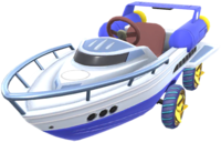 Jet Cruiser from Mario Kart Tour