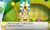 Flutter from Mario Party: Island Tour