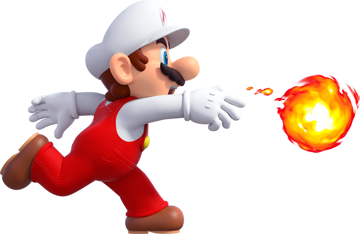 Fire Mario Super Mario Wiki The Mario Encyclopedia