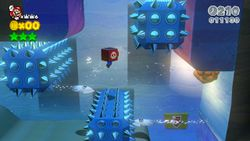 Pipeline Boom Lagoon from Super Mario 3D World.