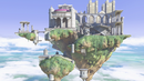Temple stage in Super Smash Bros. Ultimate.