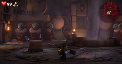 The Central Chamber in Luigi's Mansion 3