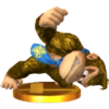 Donkey Kong All-Star Trophy.png