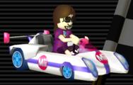 Jetsetter from Mario Kart Wii