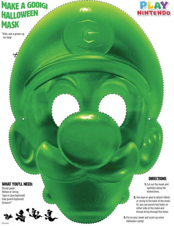 PN Printable Gooigi Halloween Mask LM3.jpg