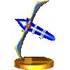 Palutena Bow trophy