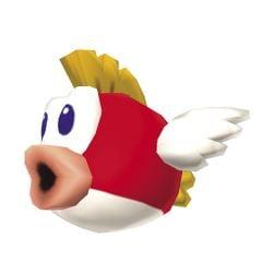 A Big Cheep Cheep in New Super Mario Bros. 2